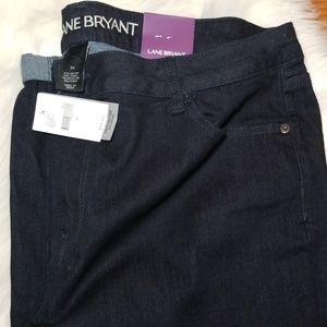 Lane Bryant Cropped Capris